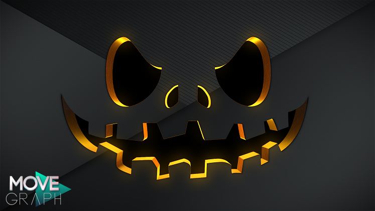 halloween, overlay, pumpkin, smiles, face, decoration