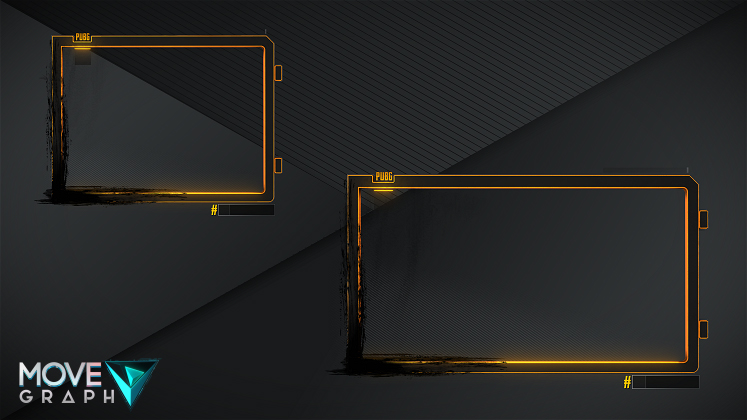 pubg overlay camera frame