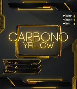 yellow stream pack