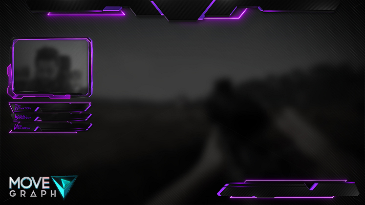 twitch overlay pack
