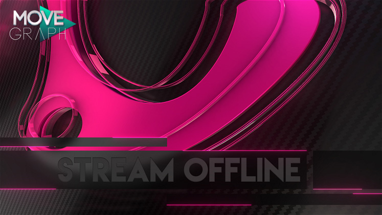 Screens for Twitch