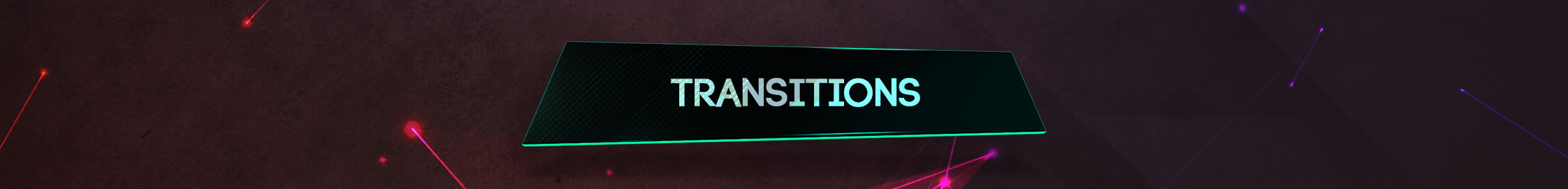 animated transitions wipes