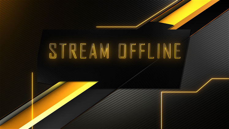 Offline Screens for Twitch