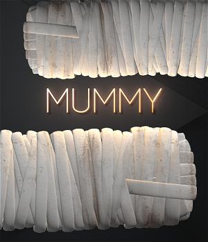 halloween, mummy, lower third