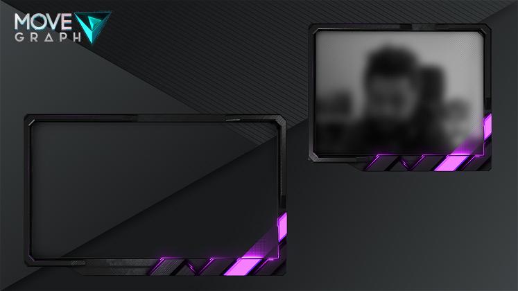 twitch webcam frame