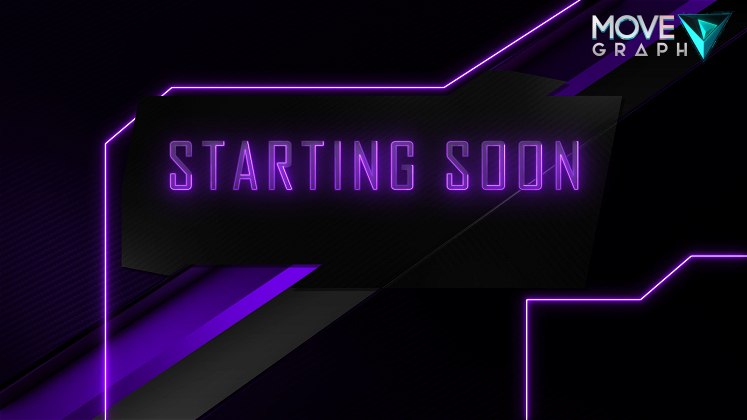 twitch purple starting screen