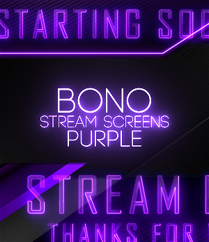 Offline Twitch Screens