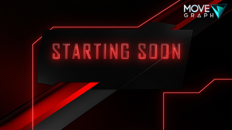 twitch starting screen
