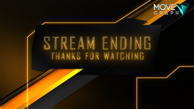 twitch ending screen