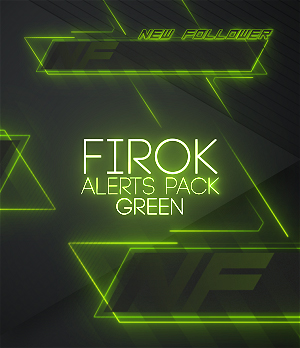 green animated alerts