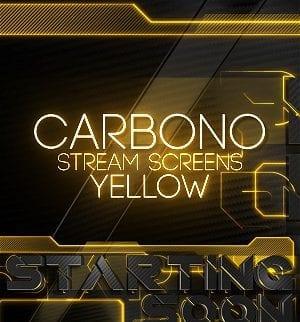 animated stream screens