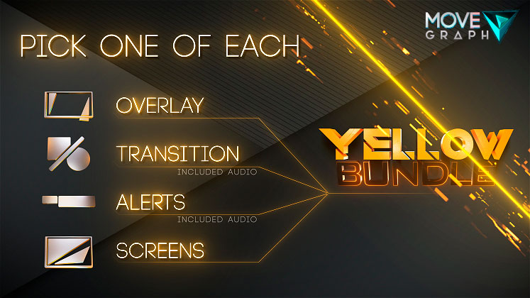 animated overlay bundle