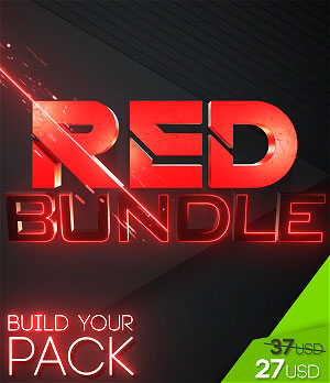 stream graphics red