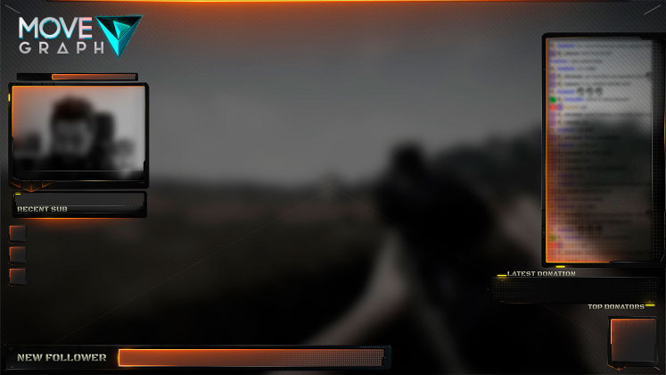 call of duty overlay
