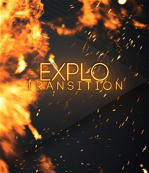 Explosion Stinger Transition