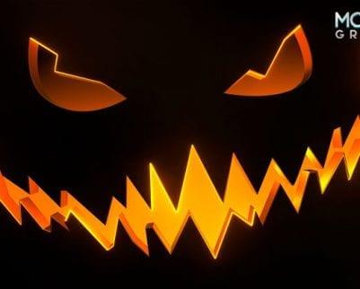 Halloween Twitch Transition