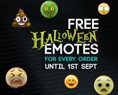 Halloween twitch emotes