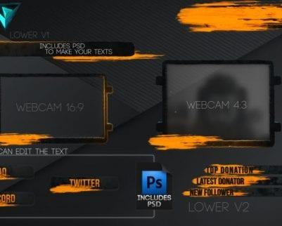 Twitch pubg overlay
