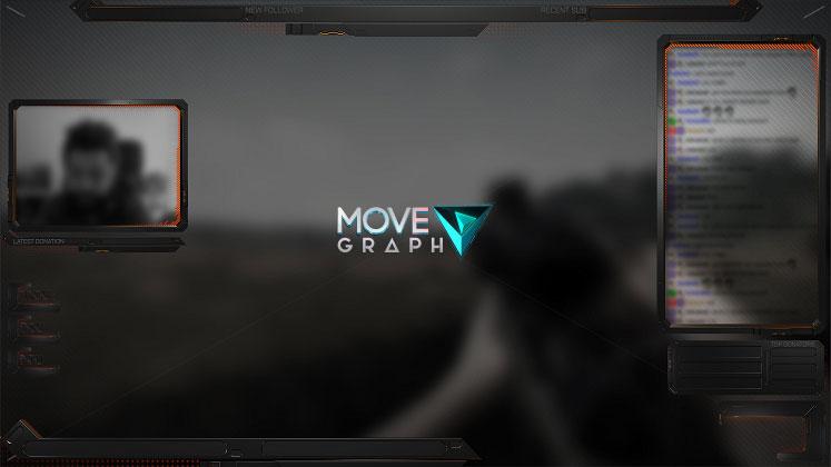 animated stream overlays