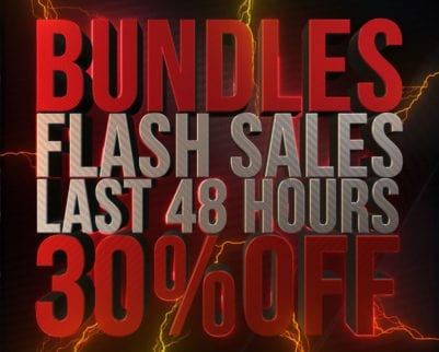 overlay sale