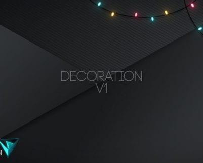 Overlay Christmas