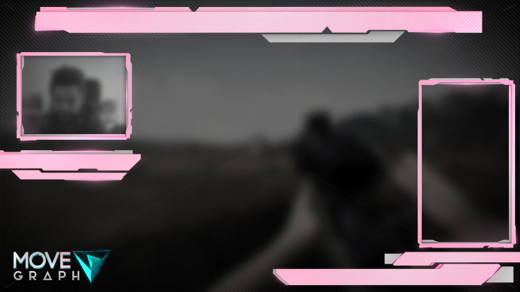 twitch pink overlay