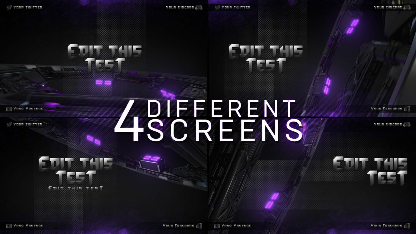 Animated Screen Banners