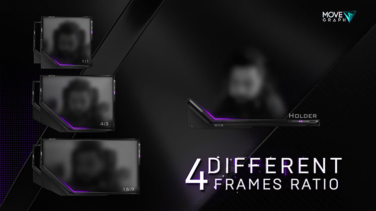 overlay animated pack