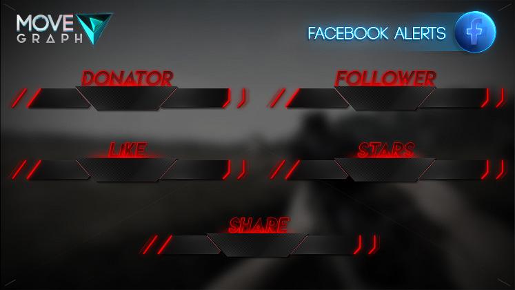 animated facebook alerts
